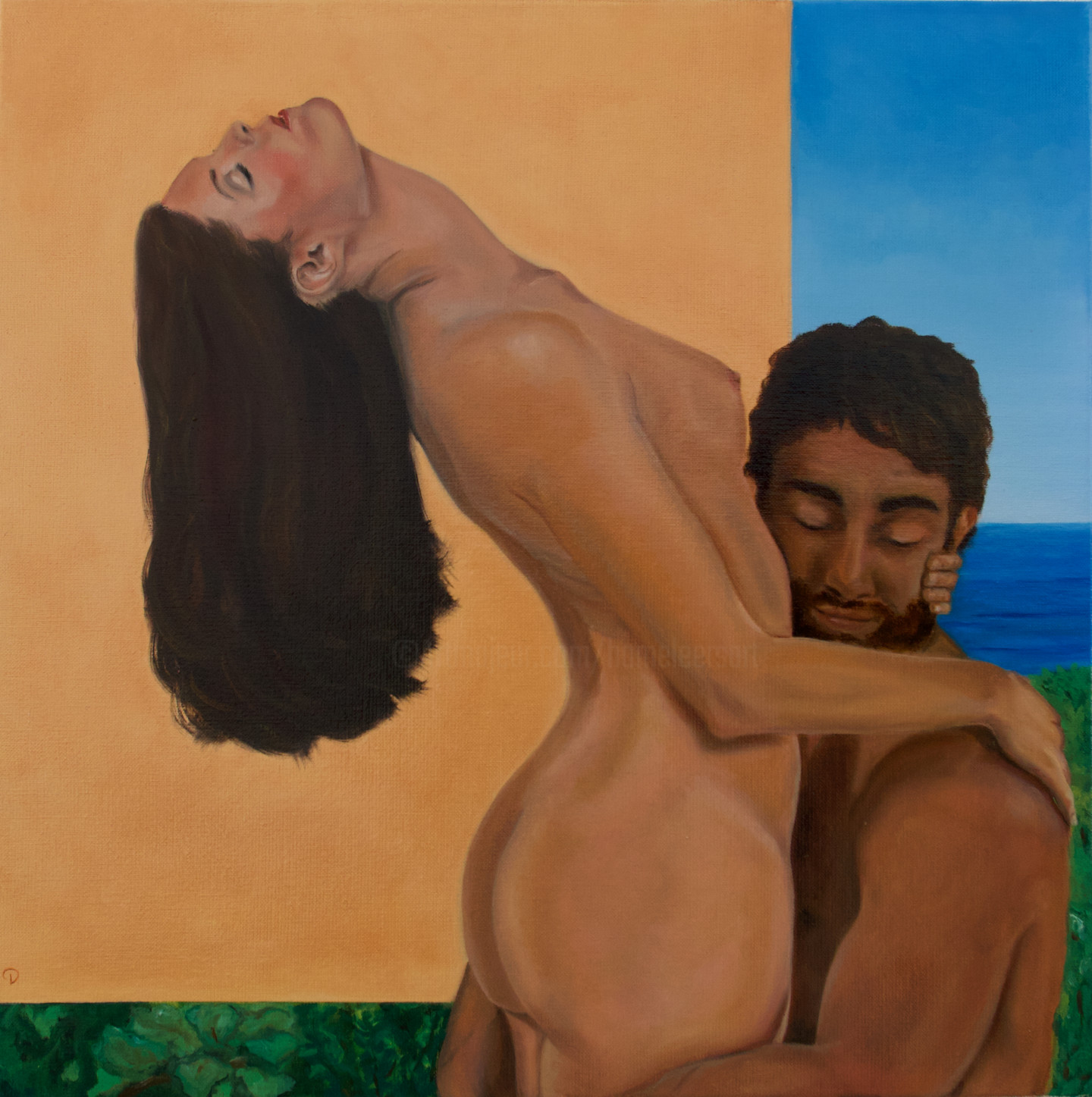 Danielle Hameleers - Calypso & Odysseus